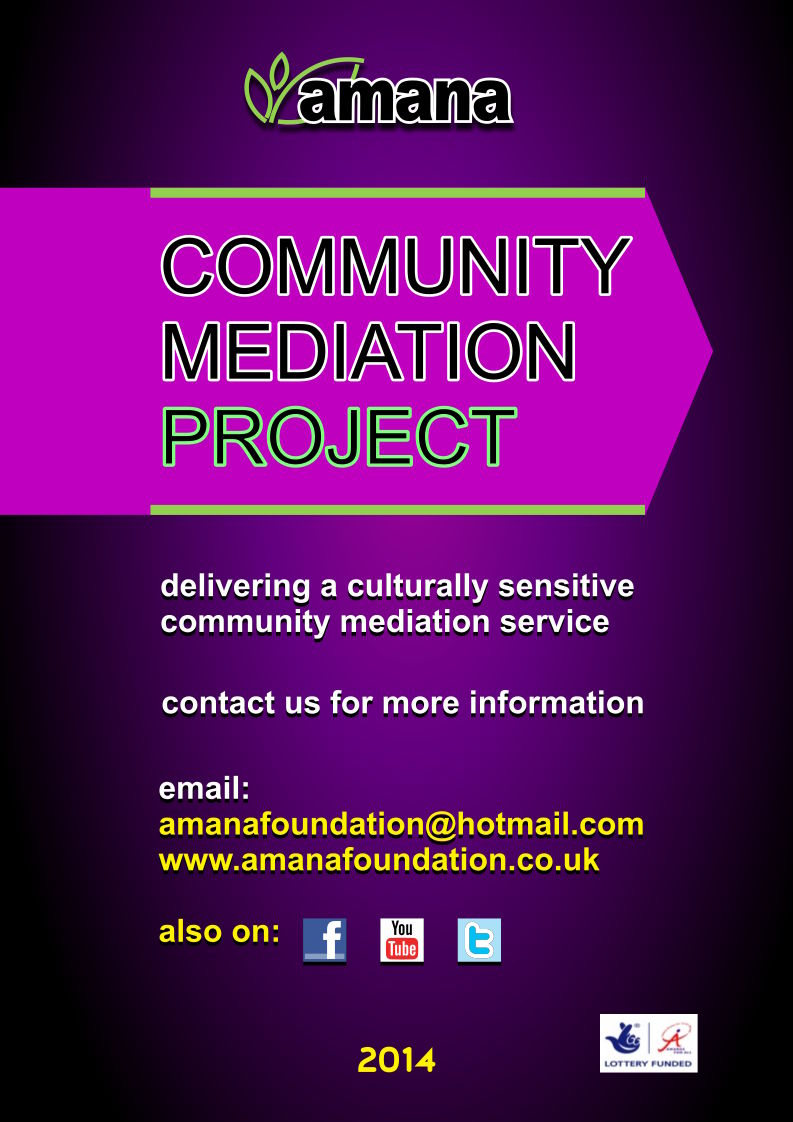 community mediation and training course