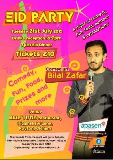 Eid Party 21st July