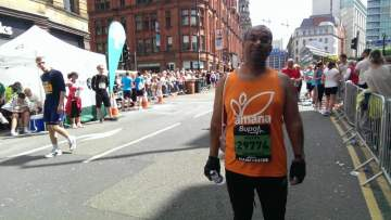 Great Manchester Run 2013